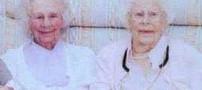 دو خواهر دوقلوی گینسی همه را شوکه کردند (عکس)