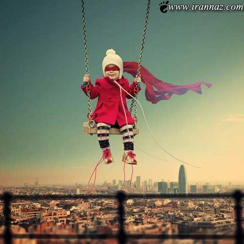 عکس های فوق العاده جذاب و خلاقانه (سری جدید)