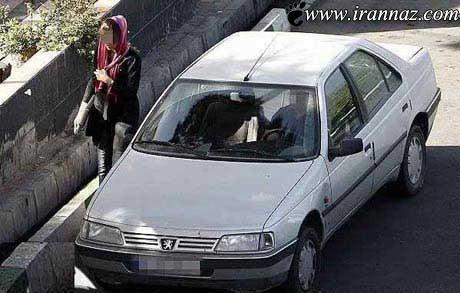 مشتریان زنان خیابانی را با چشم خود ببینید (عکس)