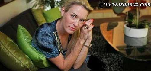 این زن مشهور با کار کثیفش همه را شوکه کرد (عکس)