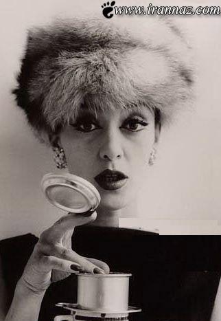 ملکه ی زیبایی جذاب دهه ی 50 را بشناسید (عکس)