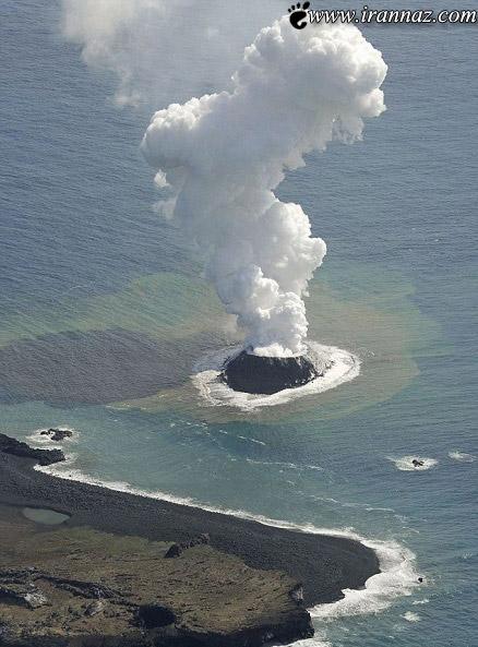 این جزیره ی اسرار آمیز همه ی مردم را ترساند (عکس)