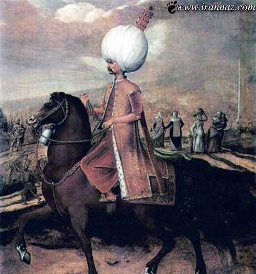 قلب سلطان سلیمان در این مکان دفن شده (عکس)