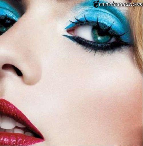 عکس هایی از آرایش های به سبک جنجالی