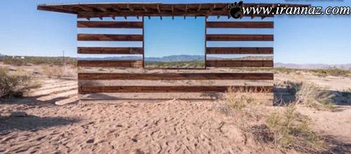 عکس های باورنکردنی از خانه ی نامرئی زیبا