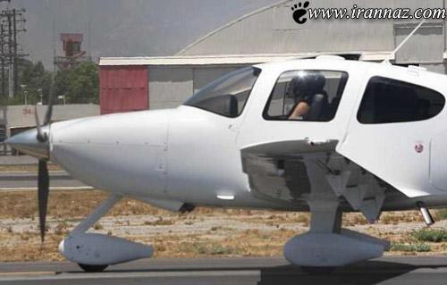 پرواز های آنجلینا جولی ممنوع شد (عکس)