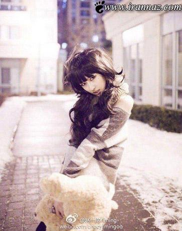 این مدل زیبا و جنجالی پسر است یا دختر؟ (عکس)