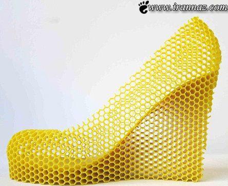 عکس هایی از مدل کفش های دیدنی و جالب سال
