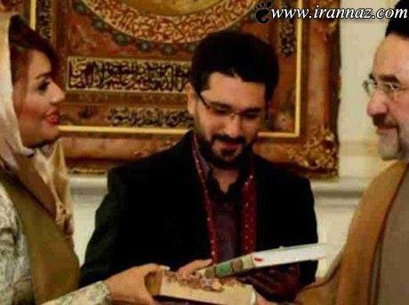 مراسم عقد امیرحسین مدرس را ببینید (عکس)