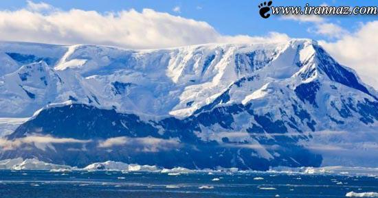 سردترین نقطه ی کره ی زمین را مشاهده کنید (عکس)