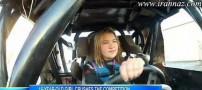 این دختر 16 ساله راننده ی کامیون است (عکس)