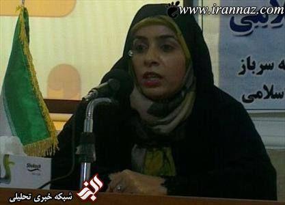 این دختر جنجالی اولین شهردار زن در ایران (عکس)