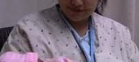بارداری این زن همه ی جهان را شوکه کرد (عکس)