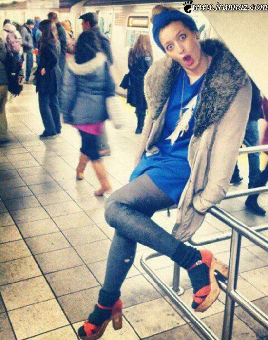 این دختر زیبا ولی دیوانه پای خود را قطع کرد (عکس)