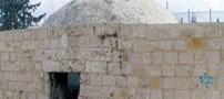 قبر حضرت یوسف (ع) را با چشمانتان ببینید (عکس)