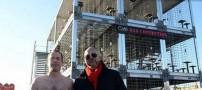 63 مرد و زن بی شرم در قفس چه میکنند؟ (عکس)