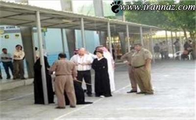 به غیرت این زن عرب چه امتیازی میدهید؟ (عکس)