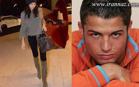 زن ایده آل فوتبالیست معروف را ببینید (عکس)