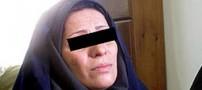 دوئل جالب مادر شوهر و عروسش در تهران (عکس)