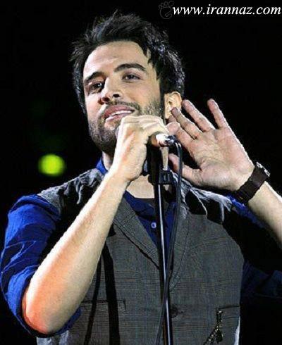 تصادف مرگبار این خواننده ی مشهور ایرانی (عکس)