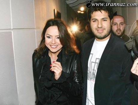 شوهر این خواننده ی مشهور عرب ایرانی است (عکس)