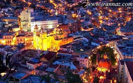 شهر فرنگه از همه رنگه ، به اینجا میگن!! (عکس)