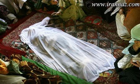 جزئیات قتل بی شرمانه ی این دختر را بخوانید (عکس)