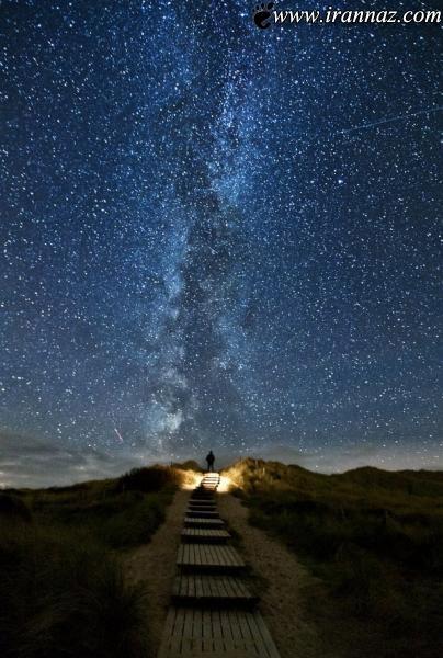 با دیدن این بهشت واقعی محو آن می شوید (عکس)