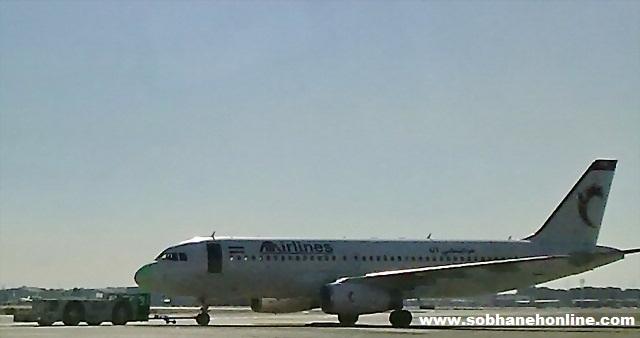 تصادف عجیب این هواپیما بزرگ با این خودرو (عکس)