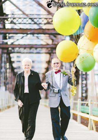 ازدواج جنجالی و شوکه کننده این زوج (عکس)