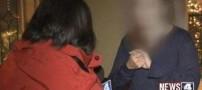 این دختر تصویر برهنه ی مادرش را منتشر کرد (عکس)