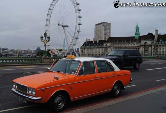 تاکسی تهران در هلند چه می کند؟ (عکس)