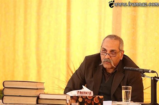 گریم متفاوت مهران مدیری در سریال جدیدش (عکس)