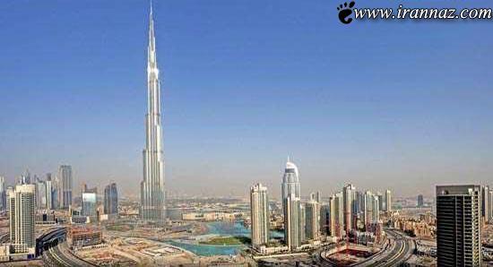 عکس های بسیار دلخراش از تناقض فقر و ثروت در دبی