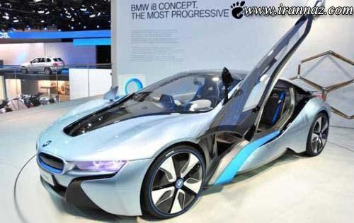 سوییچ بسیار جالب این ماشین زیبا و محبوب!! (عکس)