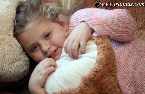 این دختر زیبا متفاوت ترین فرد در کل دنیاست (عکس)
