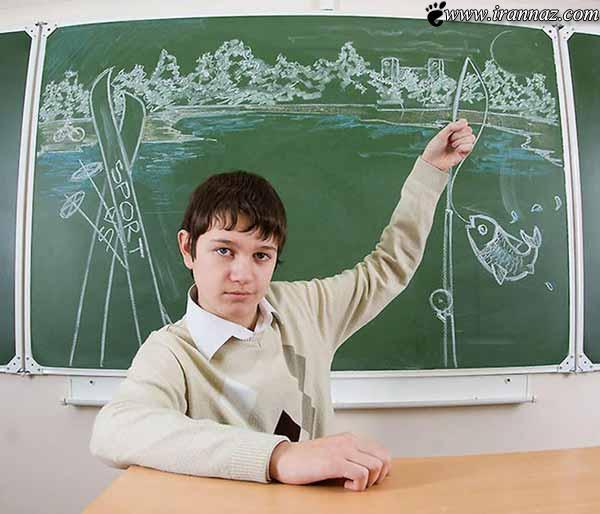 ببینید این پسر و دختر های خلاق چه کردند!! (عکس)