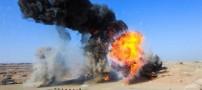 گزارشی کامل از انفجار مرگبار فیلم ده نمکی (عکس)