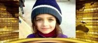 چهره ناز این دختر آدامس فروش غوغا به پا کرد (عکس)