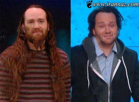 مردی که بعد از 20 سال چهره اش را تغییر داد (عکس)