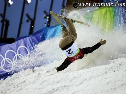 درد آورترین صحنه ها از المپیک های زمستانی
