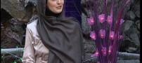 تصاویری از بازیگر نقش بیتا در سریال زیبای آوای باران