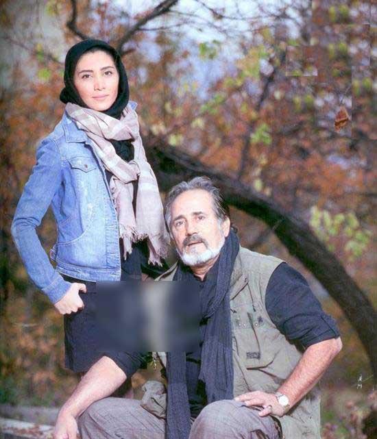 بازیگر خانمی که پدرش برای او پارتی بازی نکرد + عکس