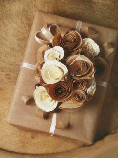نمونه هایی از زیباترین تزئینات برای کادو (عکس)