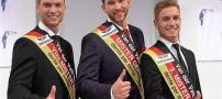 خوش تیپ ترین پسران آلمانی در مسابقه (عکس)