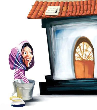 اصول مهمی که در خانه تکانی باید به آن ها توجه کنید
