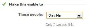 اعضای دوستان تان را در فیس بوک پنهان کنید.(آموزش)
