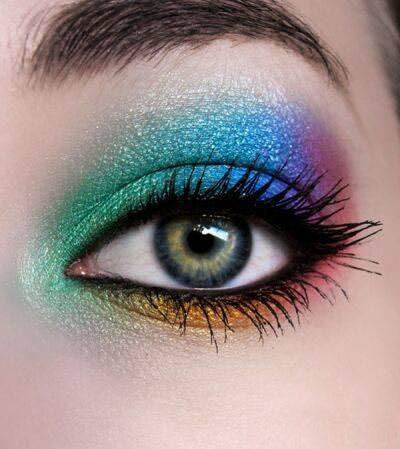 مدل هایی بسیار زیبا از آرایش چشم + عکس