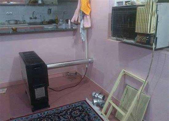خنده دارترین عجایب در ایران + عکس
