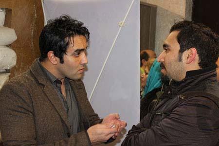 حضور این دو بازیگر در افتتاحیه فروشگاه سارو (عکس)